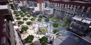 مشروع بارك لين العاصمة الادارية