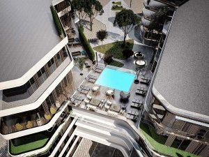 مشروع بلوم فيلدز المستقبل سيتي القاهرة الجديدة