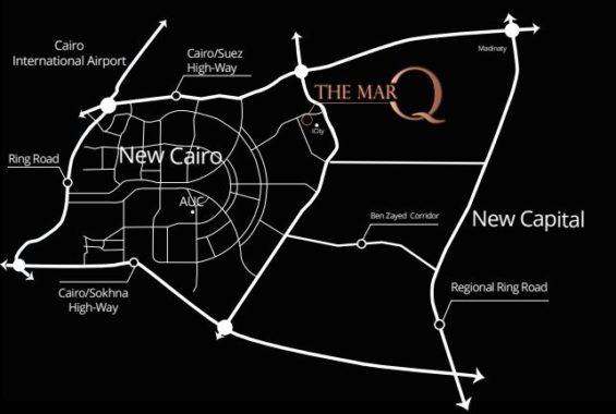 ذا مارك القاهرة الجديدة