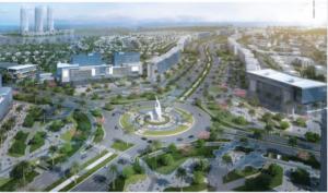 داون تاون مدينة العلمين الجديدة شركة سيتى ايدج