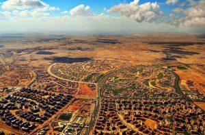 مدينة القاهرة الجديدة New Cairo City