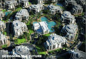 مدينة المستقبل El Mostakbal City
