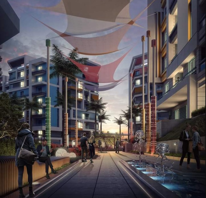 الموندو العاصمة الادارية الجديدة