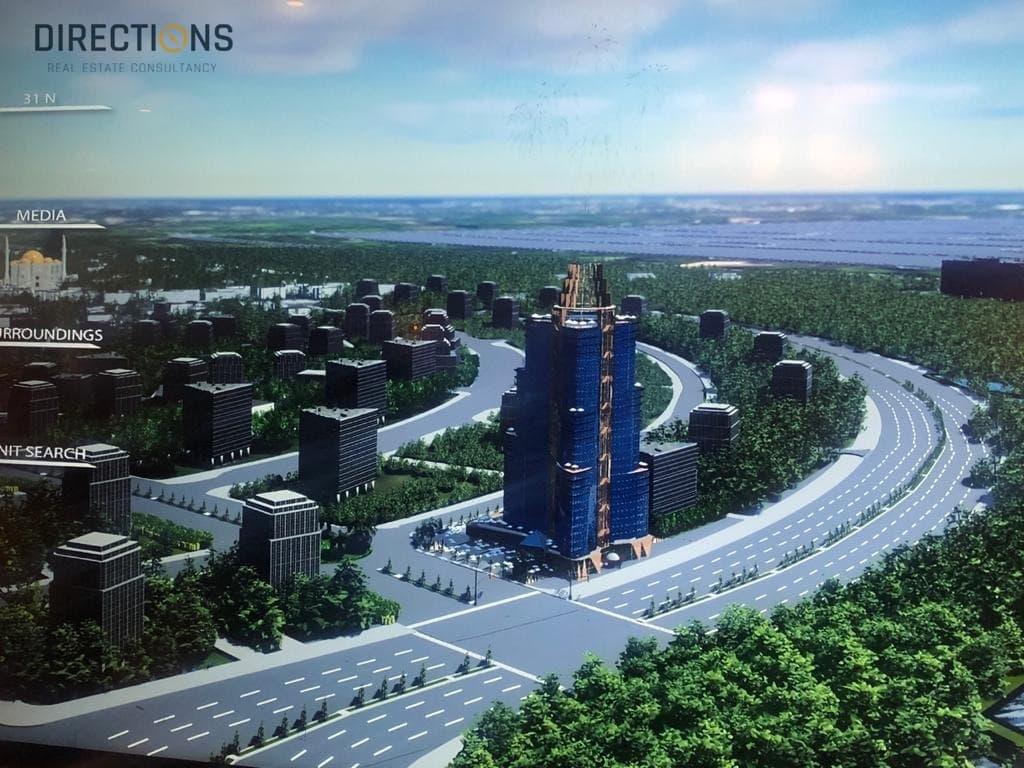 نيل تاورز العاصمة الادارية الجديدة