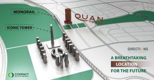 مبيعات كوان تاور العاصمة الادارية